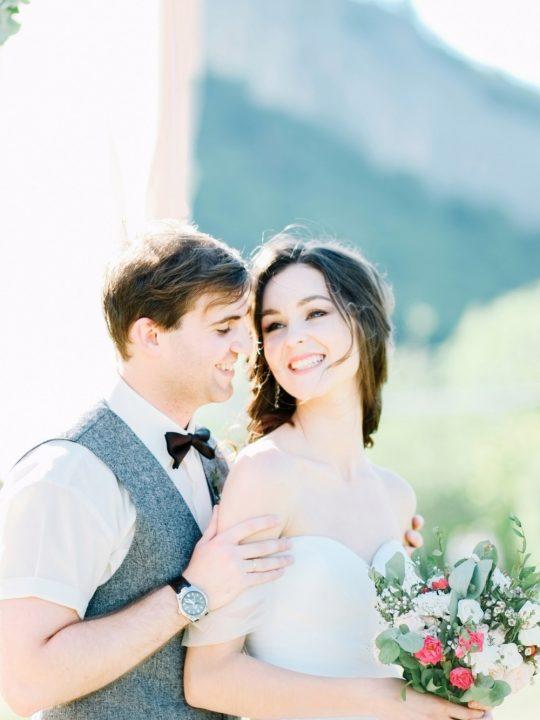 Аня и Женя | Свадьба в Крыму в стиле rustic