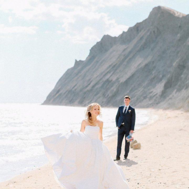 Юля и Рома. Свадьба в Коктебеле. Свадьба в Крыму на берегу моря