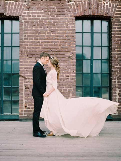 Свадьба в Лофте (Москва)