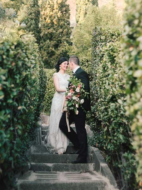 Свадьба в Крыму (Гаспра)