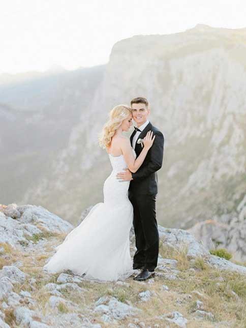Свадьба в Крыму (Ай-Петри)