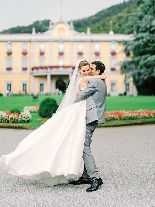 Свадьба в Милане