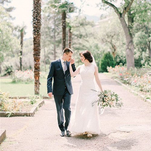 Свадьба для двоих в Юсуповском дворце