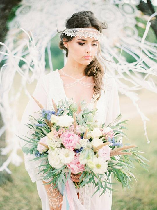 Утро невесты в грушевом саду