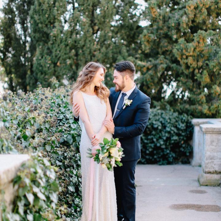 Свадьба в Крыму. Плёночный фотограф на свадьбу в Крыму