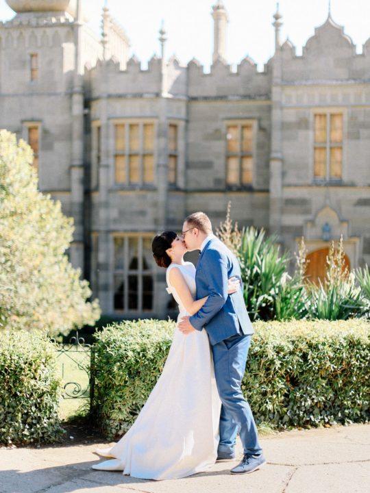 Свадьба в Воронцовском дворце