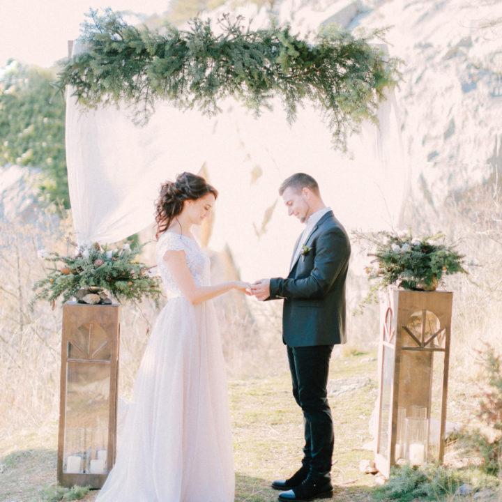 Свадьба для двоих в Крыму