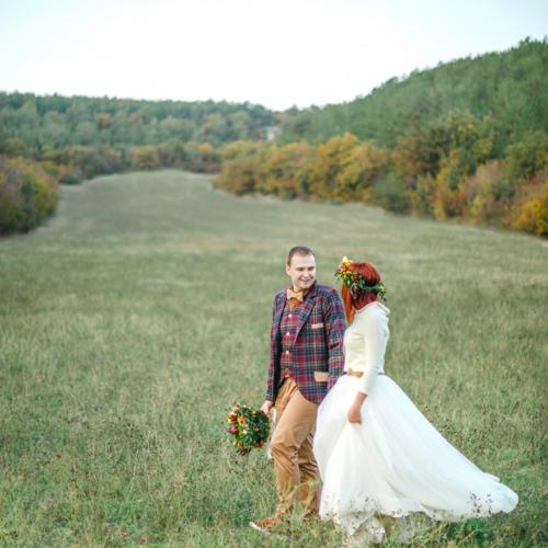 Настя и Дима. Ночная свадебная церемония в Крыму. Fine art свадебный фотограф в Крыму.