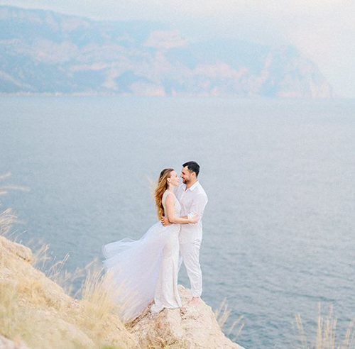 Алина и Витя. Лавстори у моря в Крыму