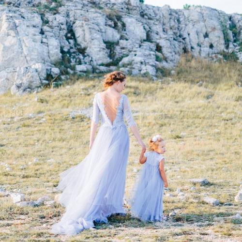 Надя ∞ Витя ∞ Лера. Семейная фотосъемка в Крыму на Ай-Петри, фотограф в Крыму