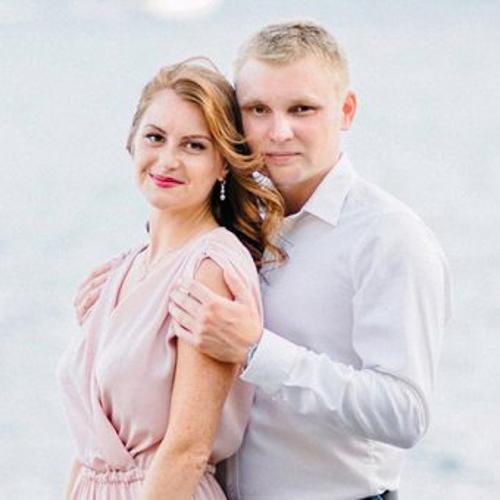 Аня и Андрей Новый Свет
