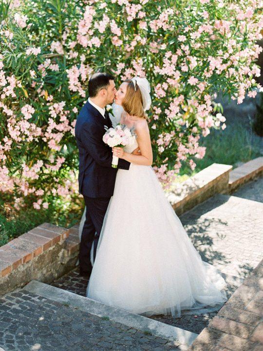 Свадьба в Позитано Италия