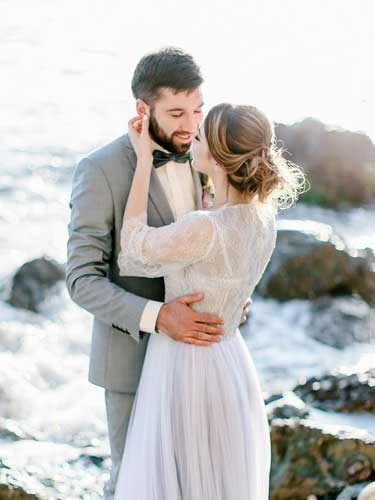 Марина и Максим Зефир
